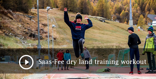 saas-fee-dry-land-training