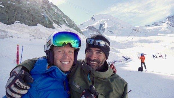 Ski racing camps contact