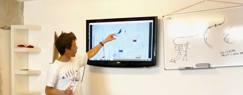 Activities athlete development video analysis ski academy