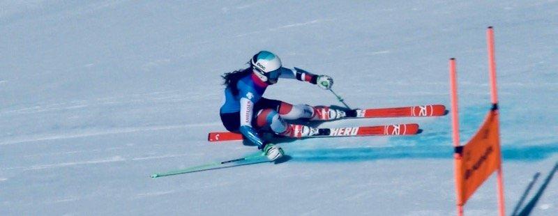 Activités développement athlètes Entraînement ski