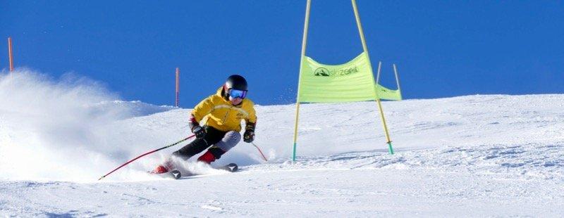 ski academy zinal ski racing zenit