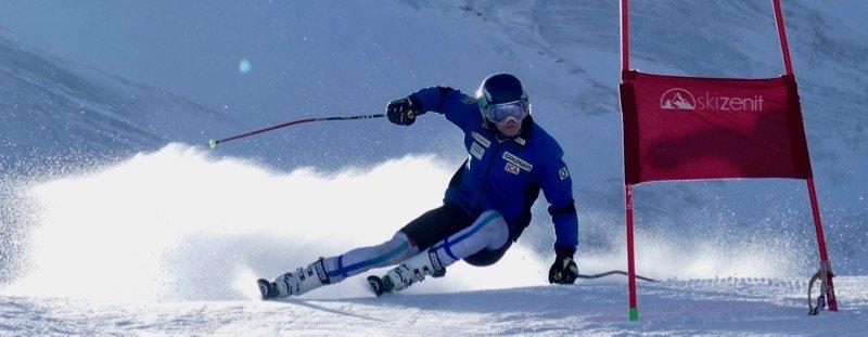 Meilleur ski été Europe Activités développement athlètes entraînement ski