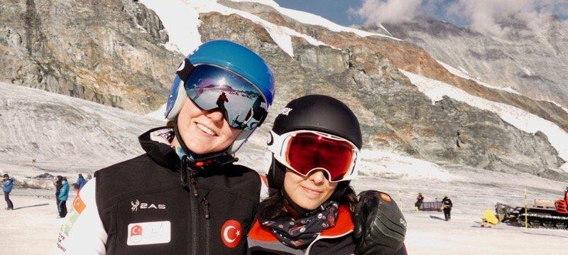 ski camp adults racing