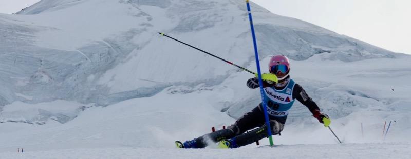Activités développement athlètes Academie courses ski