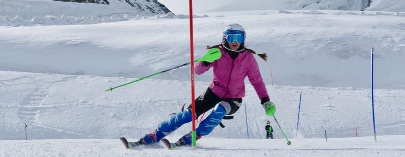 Activités développement athlètes Academie Entraînement ski