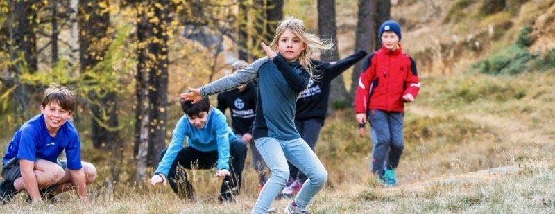 Activités développement athlètes sport plen air